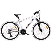 "Mountainbike 26"" 26.21 21-gear hvid/blå"