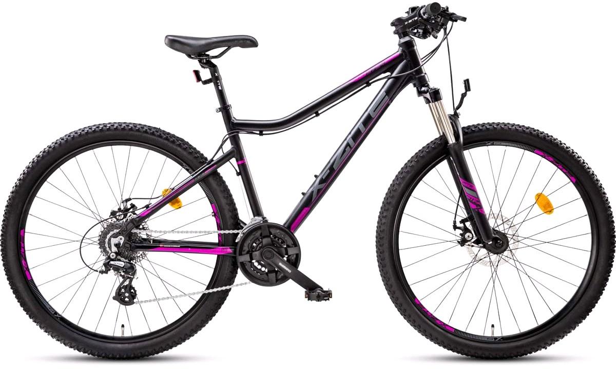 "Mountainbike 2724 dame 27,5"" 24-g 44cm"