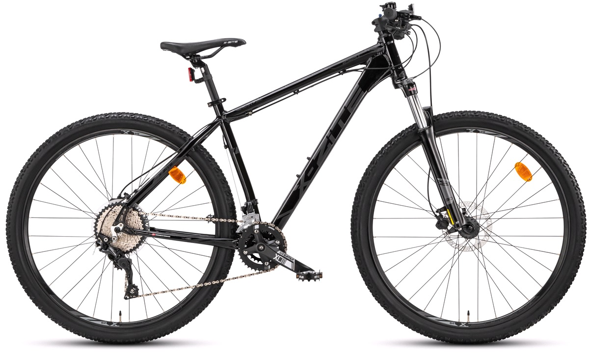 "Mountainbike 2920 29"" (M) 2X10 Deore sort 48cm"
