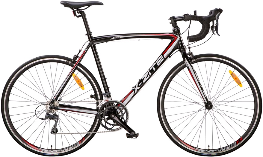 Racer cykel 16-gear 56cm Shimano Claris - Racercykler - thansen.dk