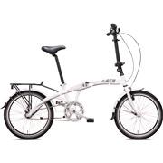 "Foldecykel X-Zite 20"" 3-gear Shimano"