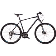 Hybrid cykel herre 27-gear susp. fork