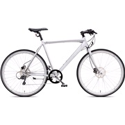 "Citybike herre 28"" alu. 55cm sport 8-g"