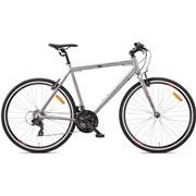 Hybridcykel herre 21-gear fast forgaffel