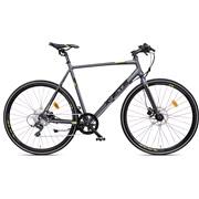 "Citybike herre 28"" alu 57cm sport-8 antr"
