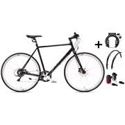 "Citybike herre 28"" alu sport-8 PAKKETILB"