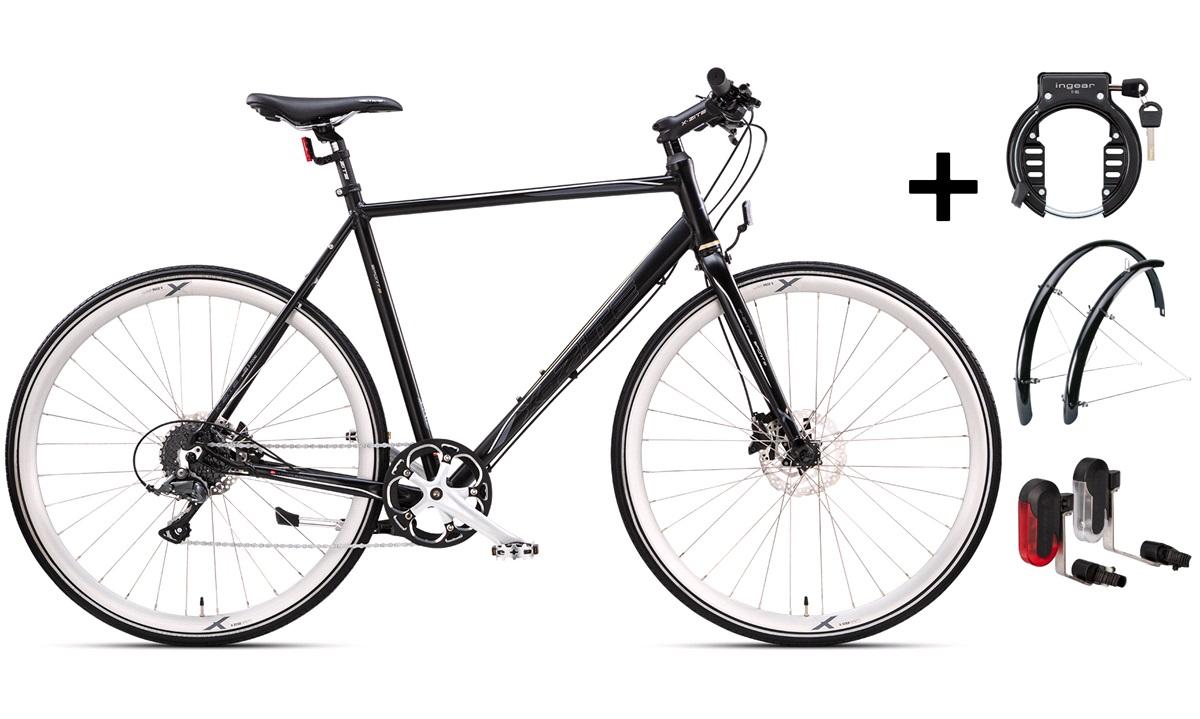 """Citybike herre 28"""" alu sport-8 PAKKEPRIS"""