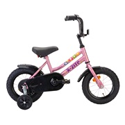 "Pigecykel 12"" Adventure Flower Pink"