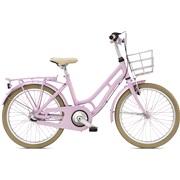 """Pige 20"""" shopper ESTHER 3-gear lys rosa"""