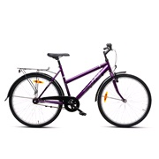 "Pigecykel 26"" 3-gear 26.03 lilla"