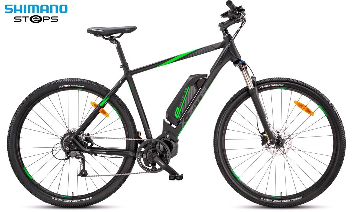 """El-cykel 29"""" MTB Shimano E-6100 centermotor"""