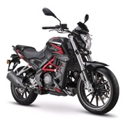 Benelli BN 251 ABS Euro-4 Sort
