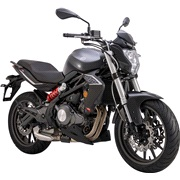 Benelli BN 302 ABS Euro-4 Sort