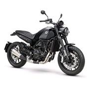 Benelli Leoncino 500cc Sort Euro-4