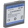 Batteri 750 mAh Li-Ion for Nokia BP-6M