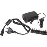 Strømadapter 230V til Notebook 12-24V