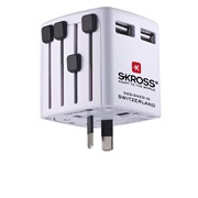 Rejseadapter SKROSS World USB Charger