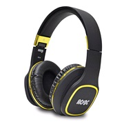AC/DC Black 100 headphones