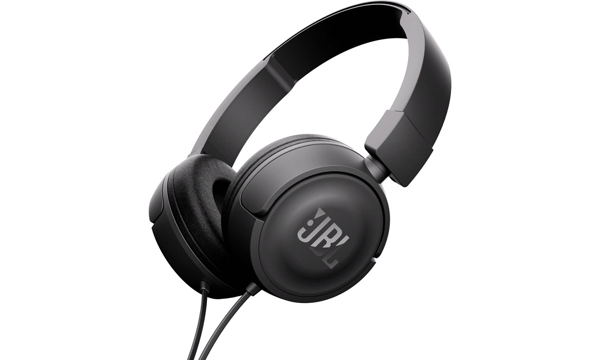 JBL T450 On-ear Headphones høretelefoner