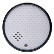 Optic style design røgalarm med 6 ringe