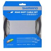 Gearkabelsæt Optislik Racer grå Shimano