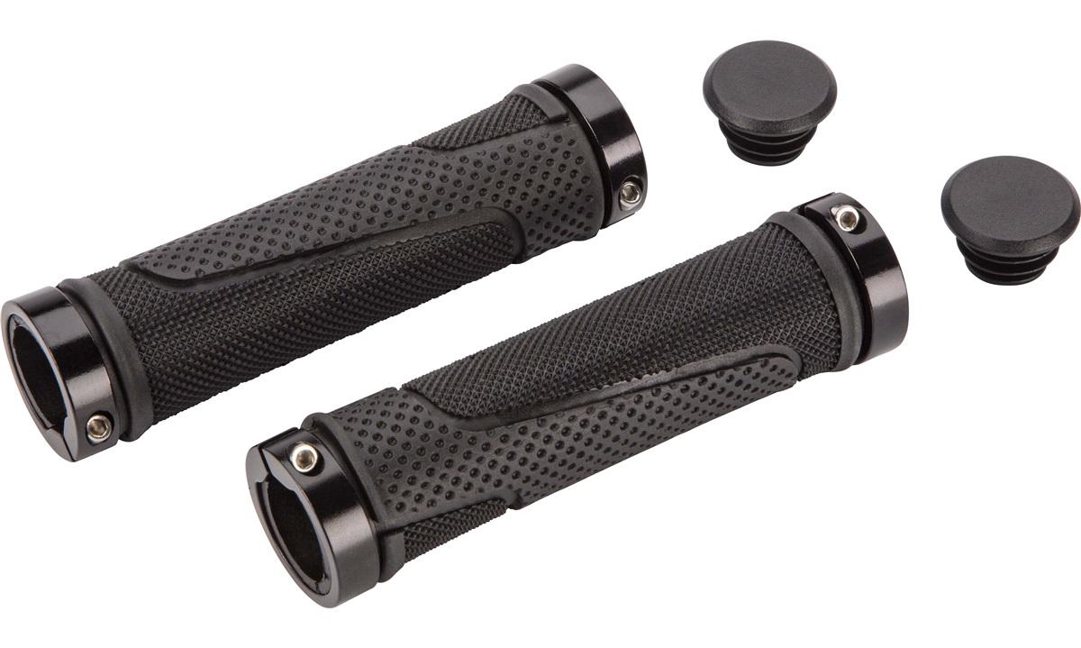 Håndtagssæt MTB 130mm, sort