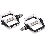 Pedal aluminium MTB 102X92mm lukket leje