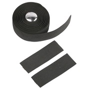 Styrbånd kork 180 x 3 cm sort