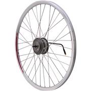 Forhjul incl El motor Classica 7gear.