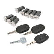 Låse Thule OneKey System 588, 8 cylind