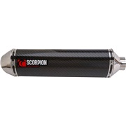 Scorpion carbon VFR 800 97-00 U/mont.kit
