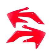 Kølerskjolde Acerbis rød, CRF250 04-09