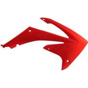 Kølerskjolde Acerbis rød, CRF250 10-13