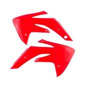 Kølerskjolde Acerbis rød, CRF150 07<
