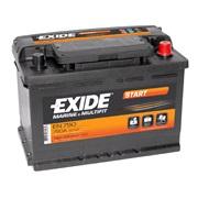 Batteri - EN750 - EXIDE START