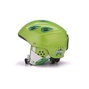 Skihjelm Alpina GRAP Junior grøn 54-57cm