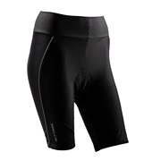 Cykelshorts dame OUTTREK sort X-large