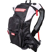 USWE H3 drikke rygsæk 1,2 l sort/hvid