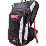 USWE H4 drikke rygsæk 2,5 l sort/hvid