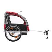 Cykeltrailer 2 pers. i aluminium T3