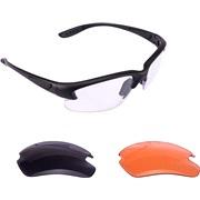 Sportsbrille incl. 3 udskiftelig glas