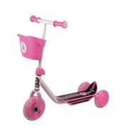 Løbehjul 3-hjul hvid/pink Stiga
