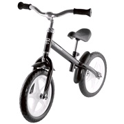 Løbecykel sort 2-hjul Stiga