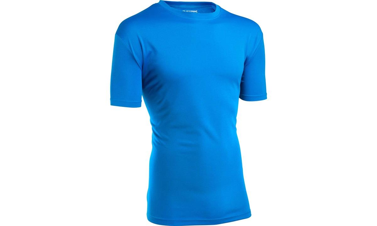 Løbe T-shirt herre small Outtrek, blå