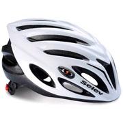 Cykelhjelm SELEV Nitro hvid 56-60 cm