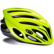 Cykelhjelm SELEV Nitro neon gul 56-60 cm