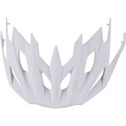 PEAK/Skygge hvid til Selev NKD MTB Hjelm