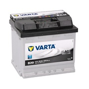 Batteri - BLACK dynamic - (Varta)
