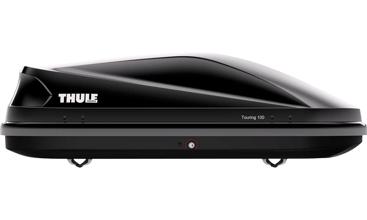 Tagboks 330L Thule Touring S Black Glossy