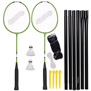 Badminton set 2 pers. inkl. net Stiga